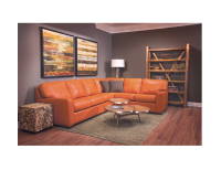 American Leather Kaden Sectional