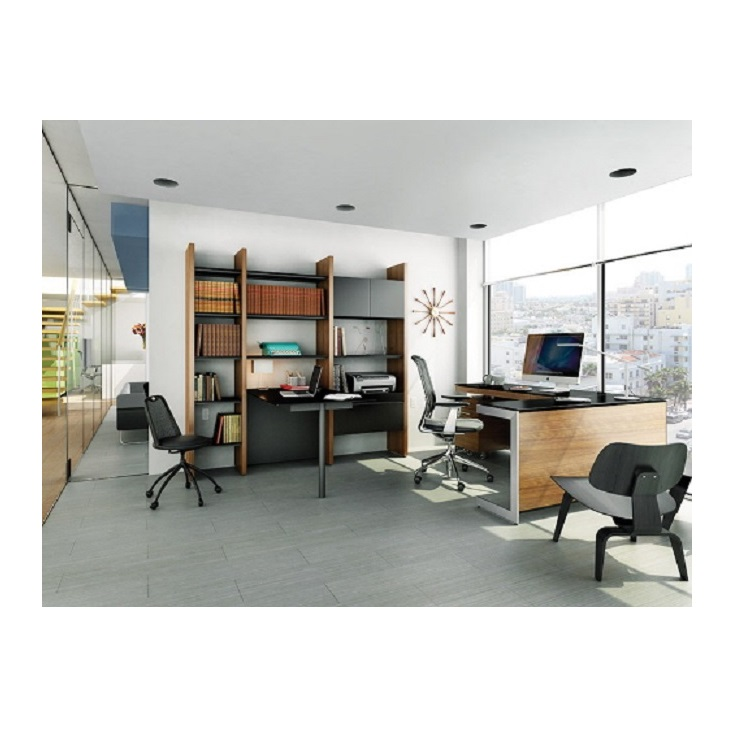 Office furniture collections trend for Modern home office furniture collections