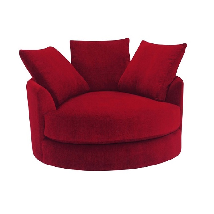 Circle Sofa Chair to Pin on Pinterest PinsDaddy