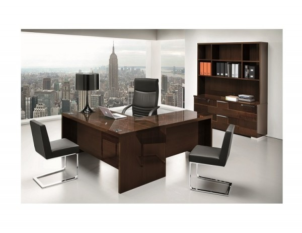 Pisa office collection at decorum furniture decorum for Furniture collection