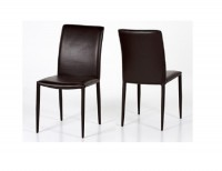 Actona Andrew Side Chair - Brown