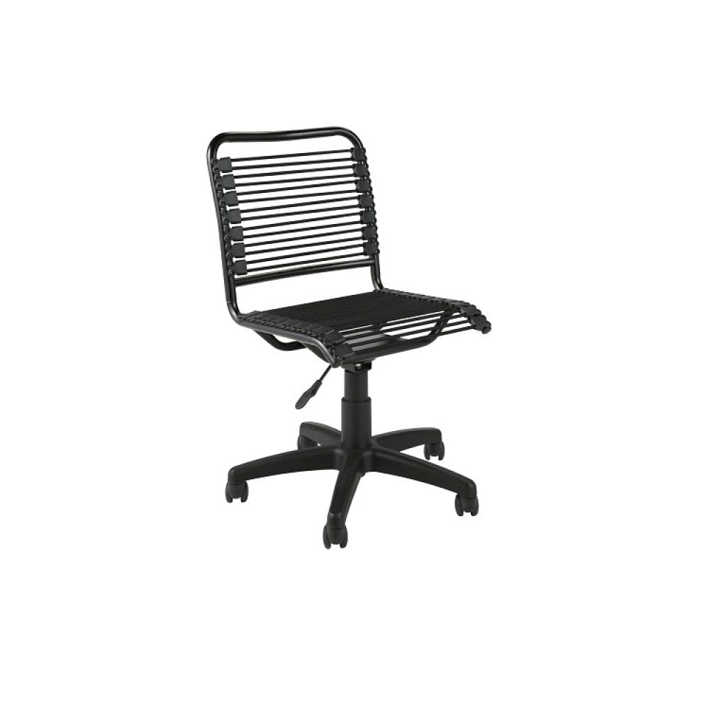 Euro Style Bungie Low Back Office Chair ...