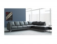 American Leather Kendall 2 pc Sectional