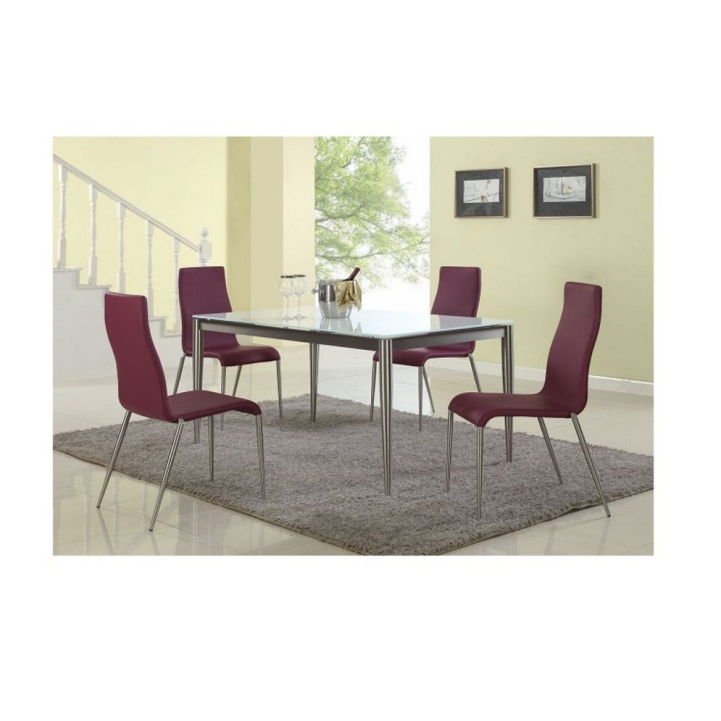 Chintaly Remy Dining Table And Side Chairs U2013 $1249.95