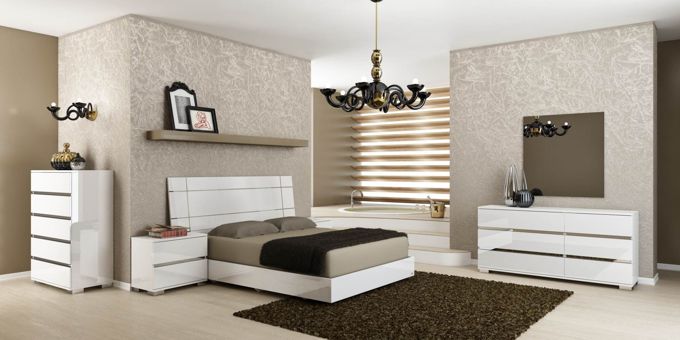 Asti Bedroom Collection by Star International