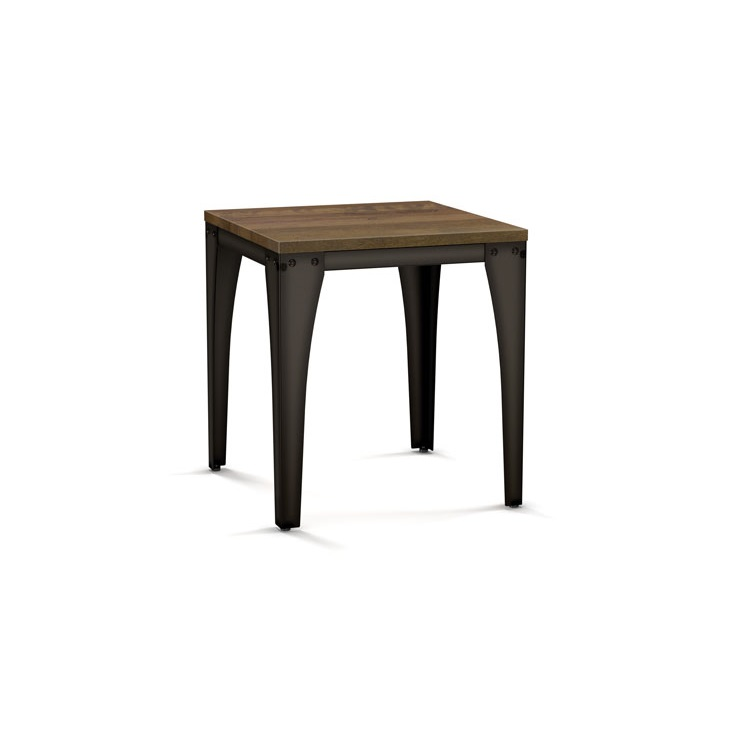 Amisco Cargo End Table at Decorum Furniture