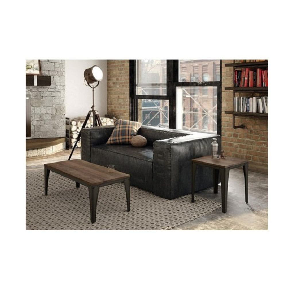 Living room occasional tables decorum furniture store amisco cargo end side table 43500 geotapseo Gallery