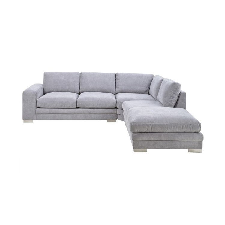 Actona yakima sectional chaise decorum furniture store for Furniture yakima washington